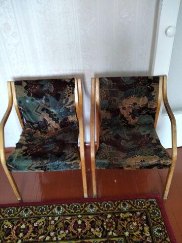 Кресла в Кыргызстан: Продаю кресла СССР тумбочку и часть гарнитура