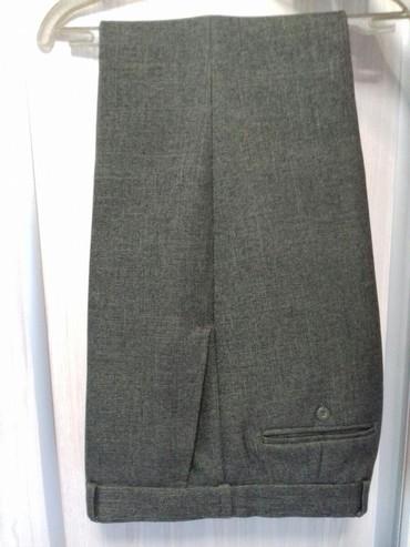 Продаю Мужские брюки, почти новые 48-50, не подошли по размеру