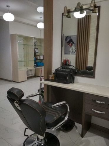 Сдается кресло визажиста в новом в Бишкек