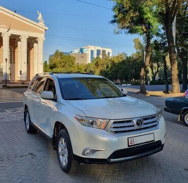 Toyota Highlander 3.5 л. 2011   95000 км