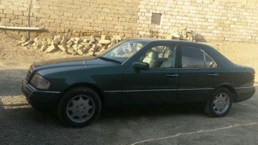 Bakı şəhərində Mercedes-Benz C 200 1994