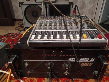 Динамики и музыкальные центры в Кызыл-Кия: Динамики и музыкальные центры