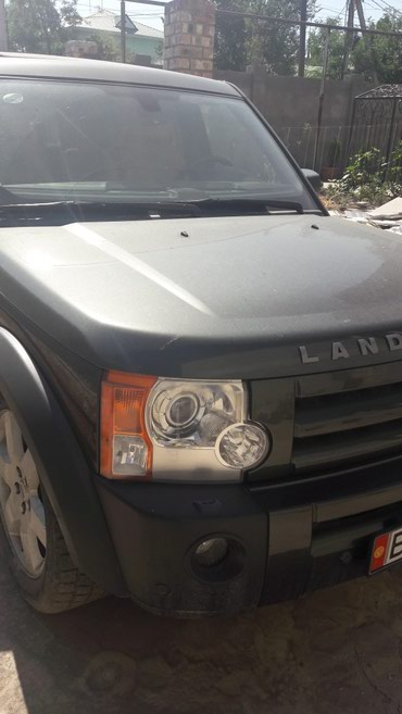 Land Rover Discovery 2006 в Бишкек