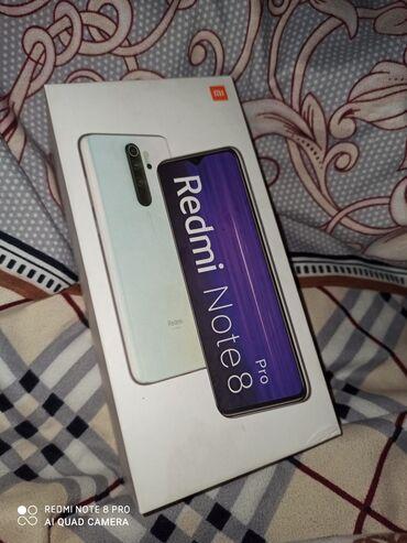 Новый Xiaomi Redmi Note 8 Pro 128 ГБ Белый