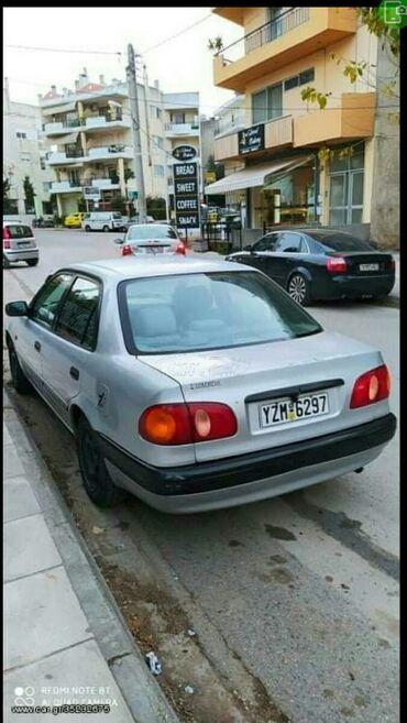 Toyota Corolla 1.3 l. 1999 | 300000 km