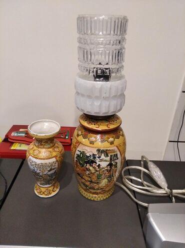 Lampa i vazna zajedno u istu cenu made in France