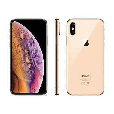 Apple iPhone Xs 64GB Gold в Бишкек
