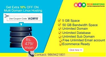 Buy Multi Domain Linux Hosting in Nepal from the Best Hosting Service in Kathmandu