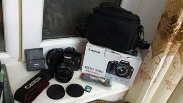 Bakı şəhərində Canon 550 D satilir