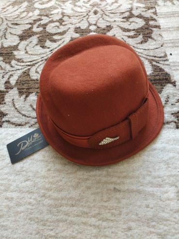 женская шляпа модные в Кыргызстан: Шляпа женская  новая  красивая