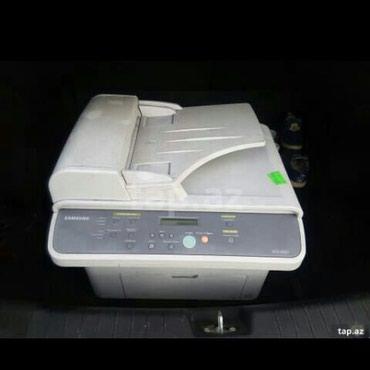Gəncə şəhərində Samsunq modeli printer kserokopiya skayner ela veziyyetde
