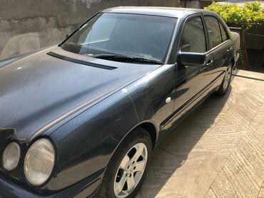 Mercedes-Benz Azərbaycanda: Mercedes-Benz E 200 2 l. 1996 | 268000 km