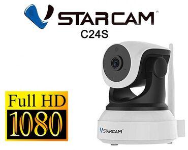 vstarcam c7824wip в Азербайджан: Intenet Kamera Vstarcam C24S (1080p FULL HD)  >  Internete wi-fi va