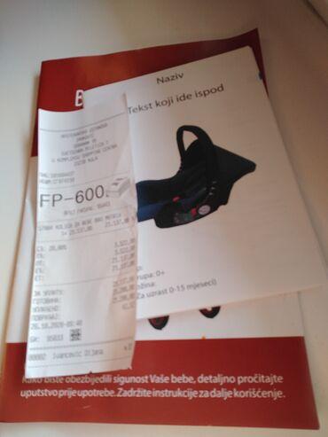 Kosa na klipse - Kula: Prodajem BBO Matrix 3u1 plava kolica sa svom opremom kupljna u