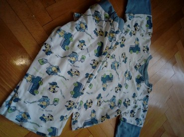 Pižama za dečake u veličini 0 100% pamuk - Pozarevac
