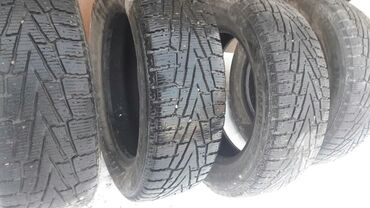 Продаю покрышки ( колёса) (шины) 235/60/r18 производство япония