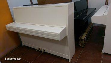 Bakı şəhərində 3 pedallı Petrof Sonatina model piano satılır.  5 il zemaneti olan