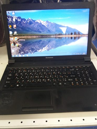 Продаю Lenovo B590: проц: Intel(R) Core(TM) i3-3110M в Бишкек