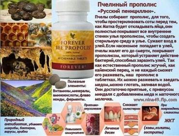 витамин прополис в Кыргызстан: Пчелиный прополис