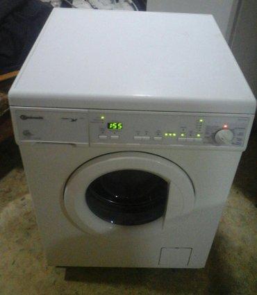 продаю немецкую стиральную машинку автомат bauknecht 5kg в Бишкек