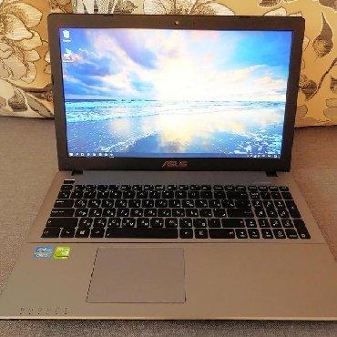 asus x550v core i5 в Кыргызстан: Продаю геймерский ноутбук asus в очень хорошем состоянии!