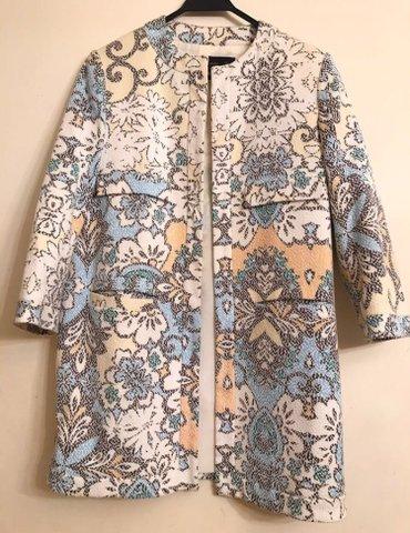 Bakı şəhərində Пальто-пиджак, в отличном состоянии, Бренд Zara, размер M