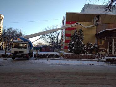 автовышка бишкек in Кыргызстан | ГРУЗОВЫЕ ПЕРЕВОЗКИ: Автовышка аренда. Услуги автовышки от 18м. до 46 метров. Предоставляем