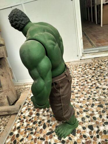Oyuncaqlar Sumqayıtda: Hulk oyuncaq keramikdi 70m catdirilma var