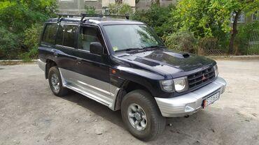 Mitsubishi - Кыргызстан: Mitsubishi Pajero 2.5 л. 2002   316500 км