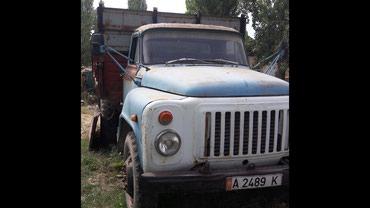 Газ 53  самосвал 1984.год на ходу.  ...  в Ноокат