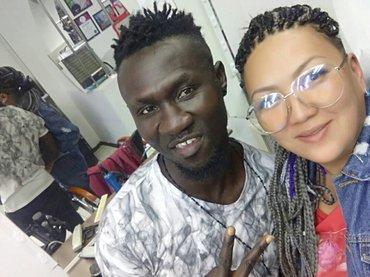 Начинается набор на парикмахера в Бишкек