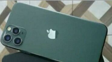 apple iphone se - Azərbaycan: Yeni IPhone 11 Pro 256 GB Yaşıl