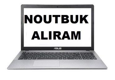 Noutbuk və netbuklar Azərbaycanda: Noutbuk alıram. İşlənmiş, xarab, yeni personal kompüter və noutbuk