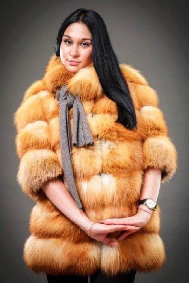 tülkü kostyumu - Azərbaycan: !!!ENDIRIM!!! Shubalar «FEMINA» (Chernoburka, tülkü) size- M İnst