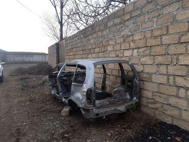 niva ucun - Azərbaycan: Chevrolet Niva 1.7 l. 2014