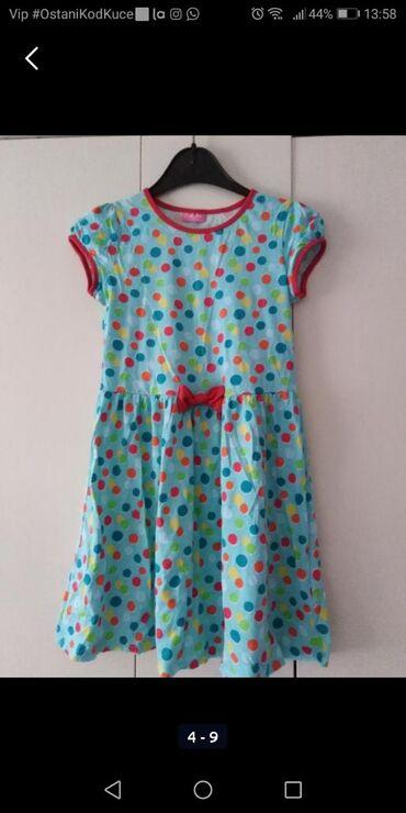 Dečija odeća i obuća - Novi Banovci: Waikiki haljinice prve cetiri su vel 9-10god,bretela 7-8 god