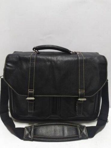 WILSON LEATHER velika poslovna kožna torba,prirodna fina 100%koža,torb