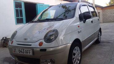 Транспорт - Баткен: Daewoo Matiz 0.8 л. 2003   109000 км