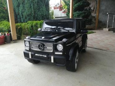 Na prodaju potpuno novi automobili Mercedes G65 za decu uzrasta od 2 - Vranje