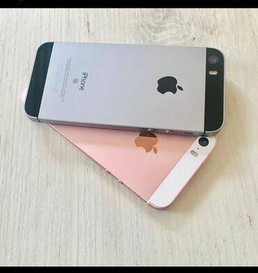 Apple Iphone - Кыргызстан: Новый iPhone SE 16 ГБ Розовый