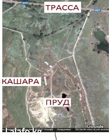 Продается большая кашара с прудом. с Чалдавар (Панфиловский р) в Кара-Балта