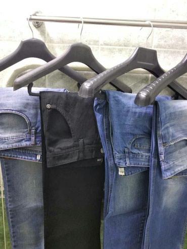 Мужские джинсы Отдам по 300 в Бишкек