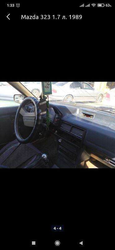 Mazda 323 1.7 л. 1989