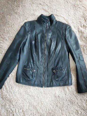 Срочно! Снизила цену.Продаю кожаную куртку. В идеальном состоянии
