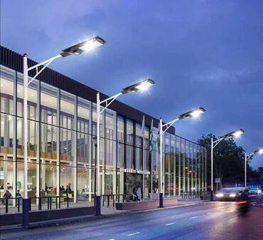 LED Solarne ulične lampe    Led solarne ulične lampe  40 W - 2,599 d