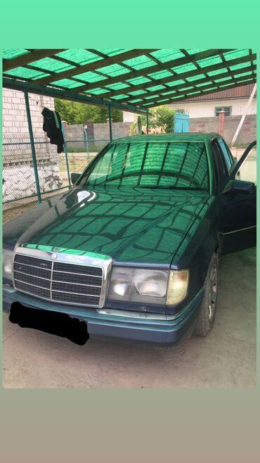 Mercedes-Benz E 200 2 л. 1990 | 352666 км