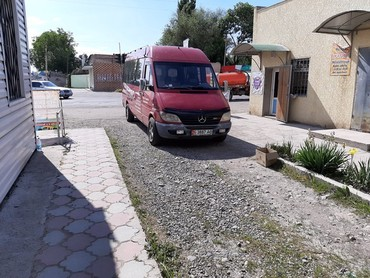 mercedes benz спринтер в Кыргызстан: Mercedes-Benz Sprinter 2.2 л. 2000   268574 км