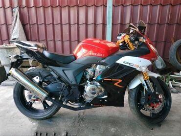 Zongshen - Бишкек: Продаю новый двухцилиндровый мотоцикл спорт 250 куб пр-во китай