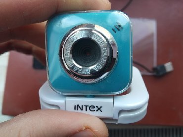 stolustu kompyuter - Azərbaycan: Stolustu kompyuter ucun web-kamera. Intex firmasinindir. Az islenib