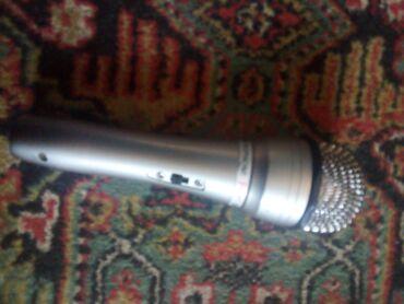 Kamera mikrofonu biraz köhnədir amma problemsiz işləyir. Real alıcıya